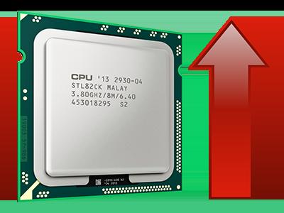 Increased CPU Quotas