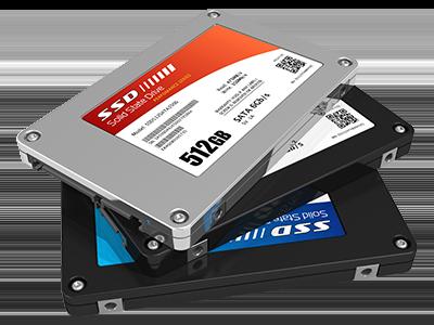 SSD Hosting Options